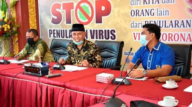 Wako Mahyeldi Apresiasi Webinar Nasional Bahas Momentum Pemuda Membangun Perekonomian Kota Padang di Tengah Pandemi Covid-19.