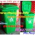 Thùng rác nhựa 240L VX240 giá siêu rẻ - 01208652740 Huyền