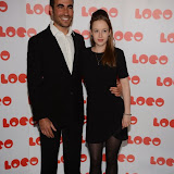 OIC - ENTSIMAGES.COM - Brett Goldstein and Holli Dempsey  at the LOCO Superbob UK film Premiere Q and A at BFI London 24th January 2015 Photo Mobis Photos/OIC 0203 174 1069