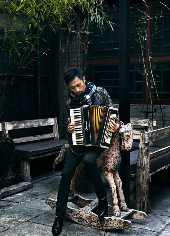 Geng Le China Actor