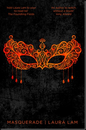 Masquerade  (Micah Grey #3)