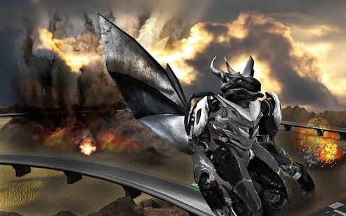 Dragon Transform Robot - náhled