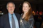 Guy Manning and Leslie Houston