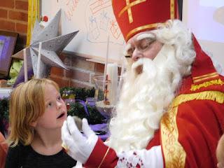 Sinterklaas groep 3 en 4