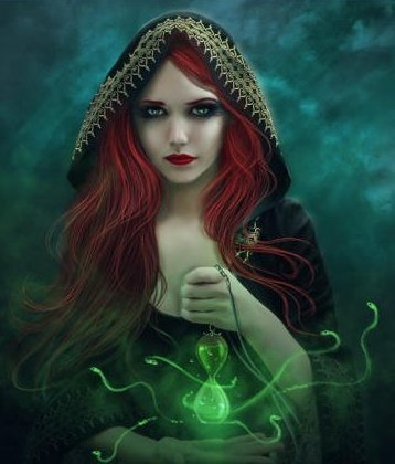 Green Wicca Casting, Green Witches