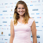 STUTTGART, GERMANY - APRIL 18 : Lucie Safarova at the 2016 Porsche Tennis Grand Prix players party