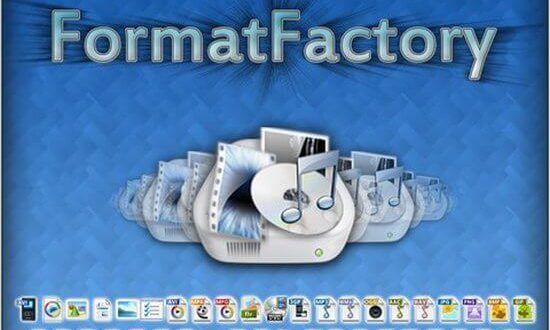 โปรแกรม Format Factory ภาษาไทย