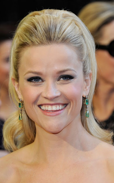 reese+witherspoon+oscars+academy+awards+2011 Oscars Beauty 2011: Reese Witherspoon