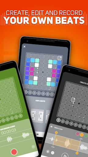 super pads lights - your dj app screenshot 3