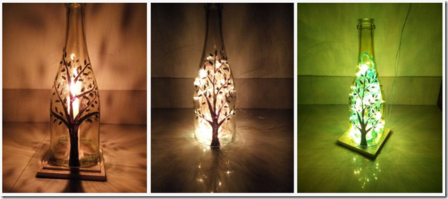 Membuat Lampu Hias Sederhana Dari Botol Kaca Dan Lilin Cara Buat Sendiri Error 404 Cara Buat Sendiri