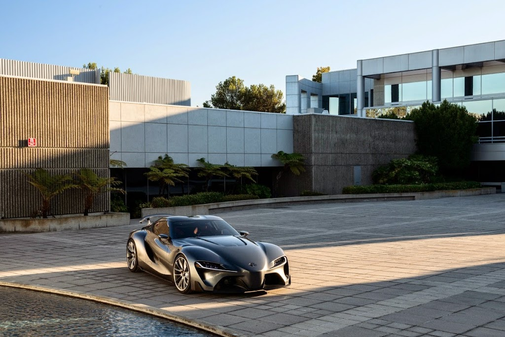 Toyota FT1 Concept New Supra Pebble Beach Monterey015