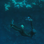 Freediver @ The Blue Hole