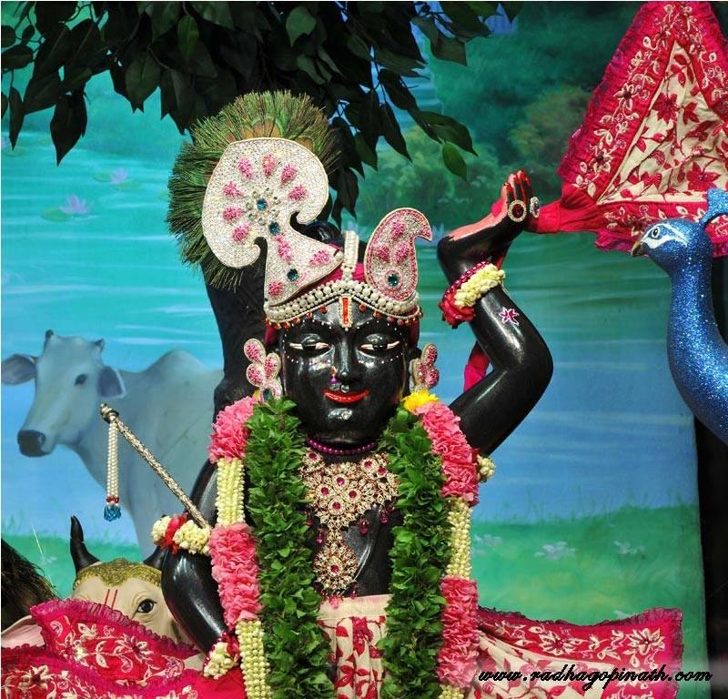 ISKCON Chowpatty Deity Darshan 29 Feb 2016 (1)