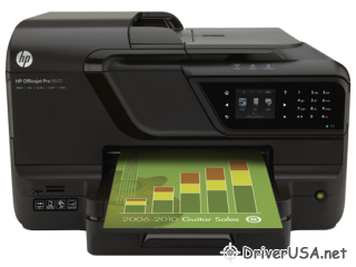 Driver HP Officejet Pro 8600 e-All-in-One Printer – N911a – Download & install Instruction