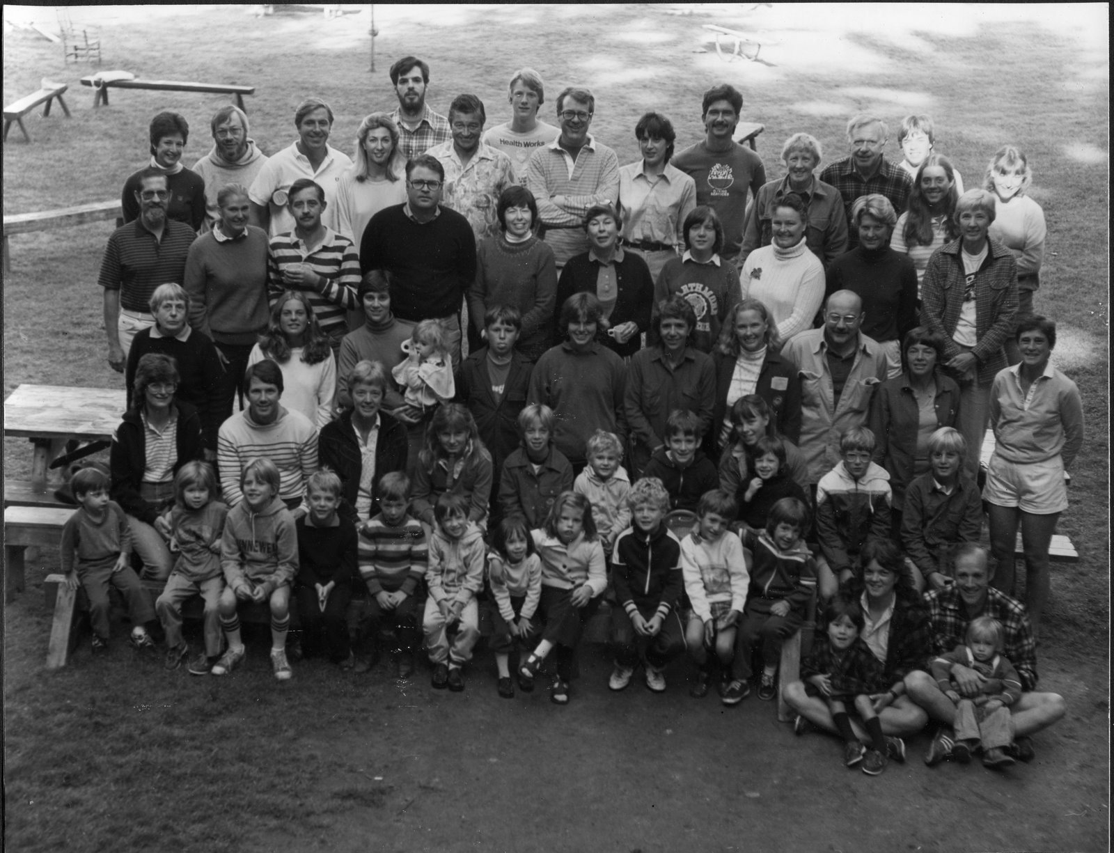 1981-1983 Family Camp