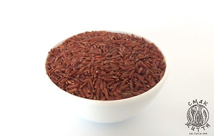Рис червоний (дикий)
