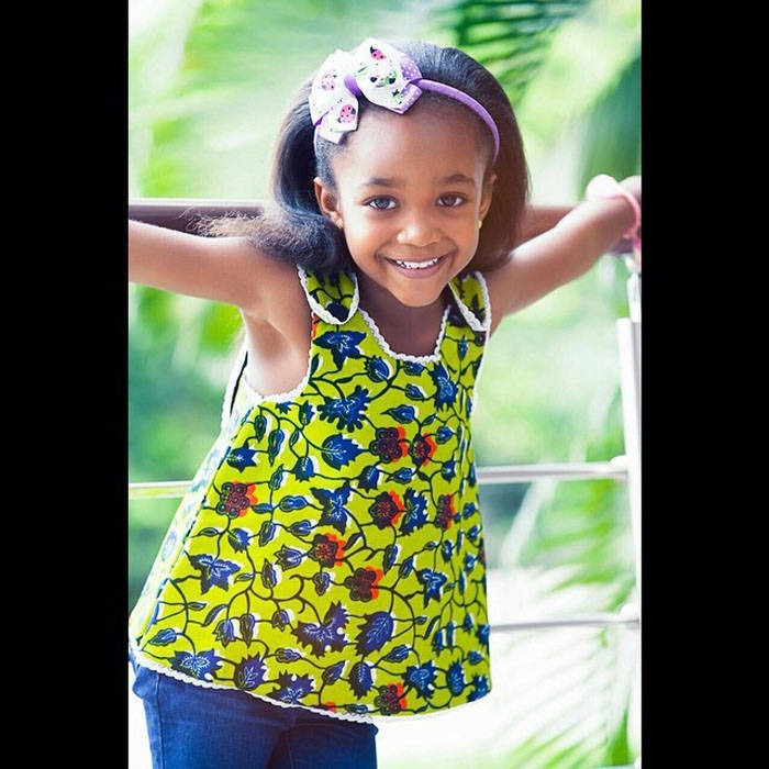 Beautiful Ankara styles for children (3)