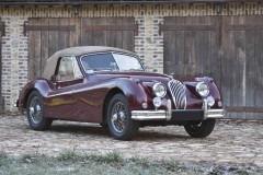 005 Jaguar XK 140