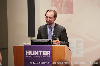 Zeid Ra'ad Al Hussein - UN High Commissioner for Human Rights