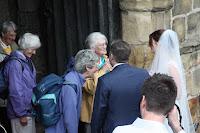 Alison's Wedding, 2nd June 2012, Bakewell Parish Church