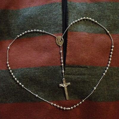 monel rosary