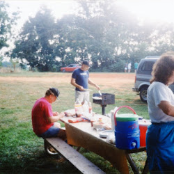 Fellowship Class - 1993-04 Softball and Cookout