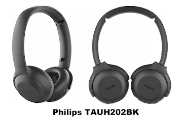 Philips TAUH202BK headphones
