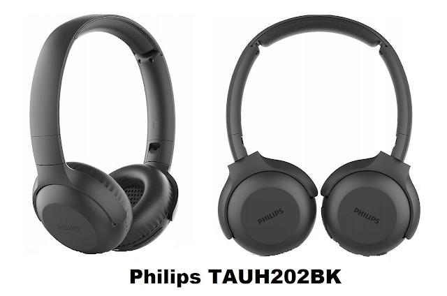Philips TAUH202BK - popular cheap headphones in UK