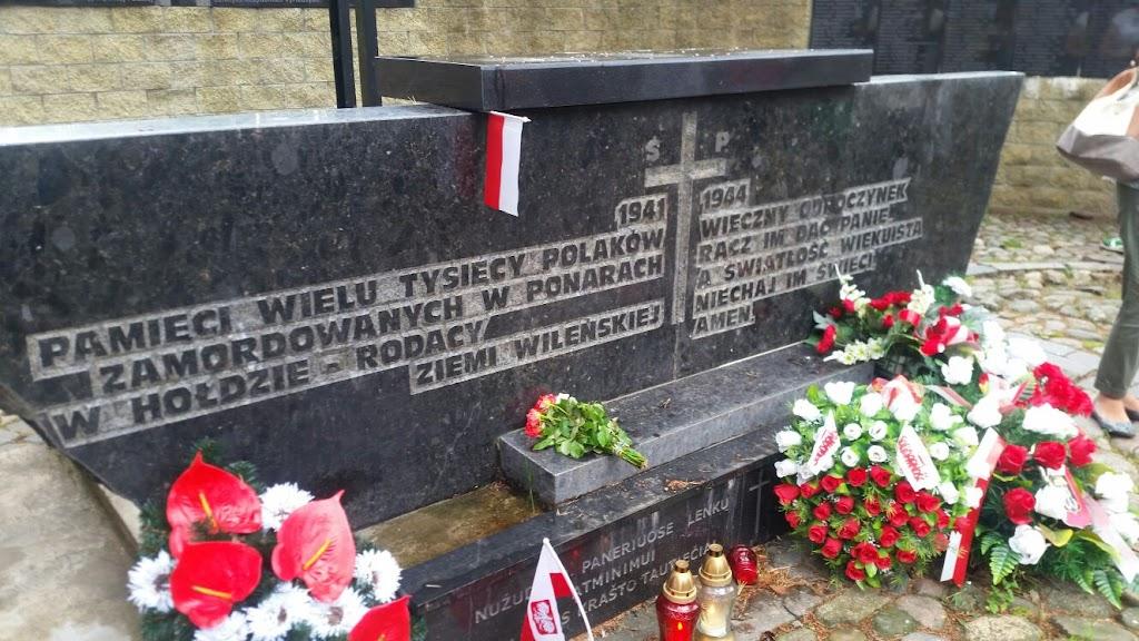 Ponary na Litwie i Troki, 4 lipca 2016 - IMG-20160703-WA0014.jpg