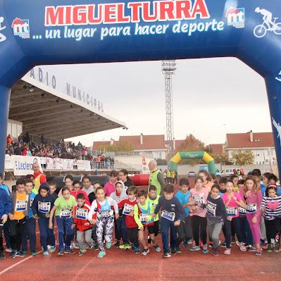 Media de Miguelturra 2018 - Fotos de la Carrera Mini cedidas por Enova Informática