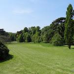 Parc de la Maison de Chateaubriand : grande prairie
