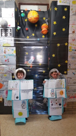 Colegio arag n infantil proyecto de trabajo el espacio Decoracion de espacios de preescolar