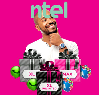 Unlimited data plan, night weekly monthly NTel plan