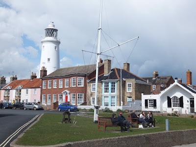 Southwold iconic lighthouse