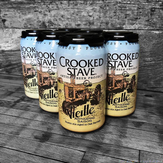 Crooked Stave Releasing Vieille Cans 6/1