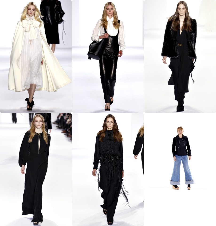 before you kill us all: Chloé Fall/Winter 2011 Ready to Wear