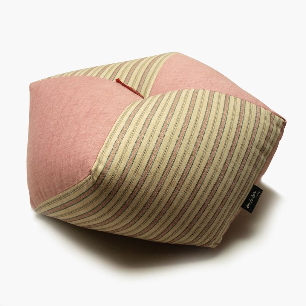 Ojami Cushion Stripe Shima
