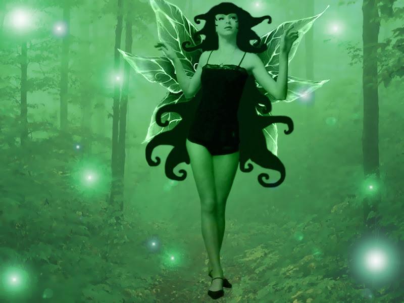 Magical Fairy Of Lights, Fairies Girls 2