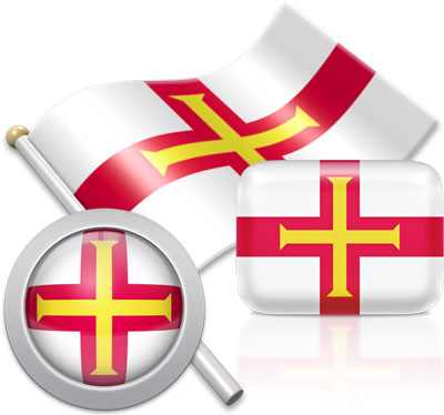 Channel-Island flag icons pictures collection