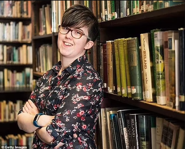 Update: Two men are arrested in connection with the murder of journalist Lyra McKee