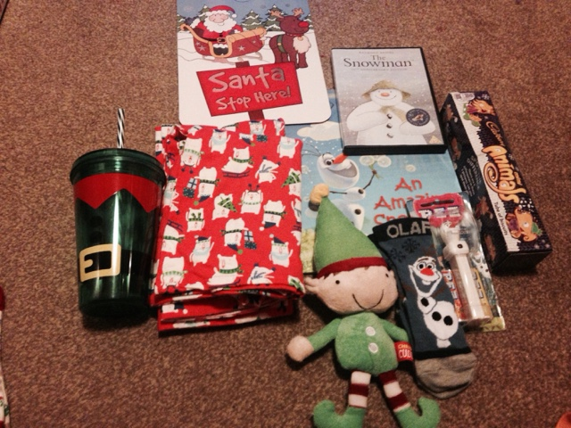 All Things Mum Related Toddlers Christmas Eve Box