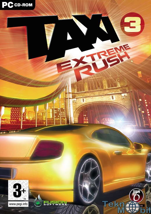 Taxi 3 eXtreme Rush Street Racing Full