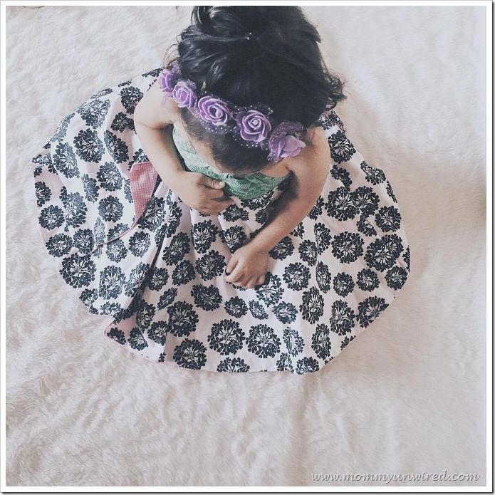 Wrap skirt - Mothering Earthlings