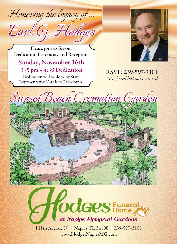 Hodges Funeral Home At Naples Memorial Gardens - Google+