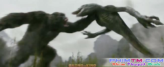Bom tấn được quay tại Việt Nam về King Kong tiếp tục hé lộ loạt teaser hấp dẫn đến nghẹt thở - Ảnh 6.