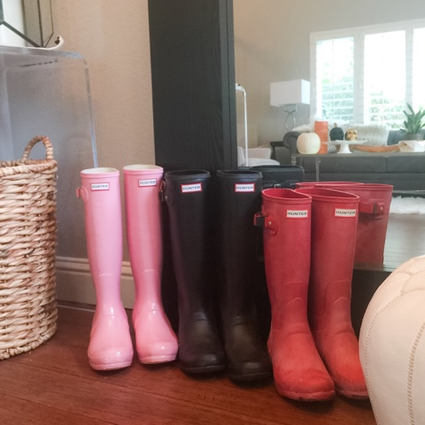 hunter boots roundup and review