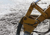 MUD POND HY 85 PLUS EXHY 20 EXCAVATOR MOUNTED 03.JPG