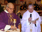 – Padre Adalberto e Padre Alberto
