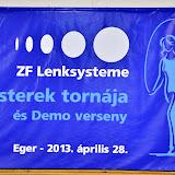 2013. 04, 28, Mesterek tornája, Eger