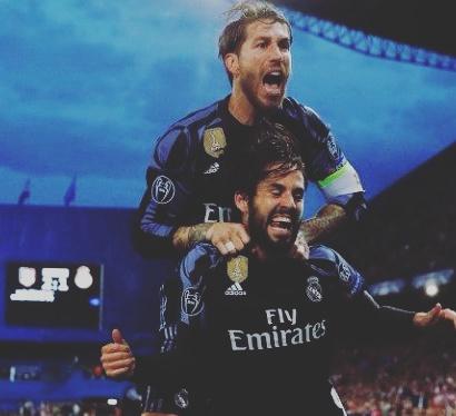 Isco, Sergio Ramos, Real Madrid, Atlético de Madrid, Vicente Calderon, Final Champions League, Juventus, Cristiano Ronaldo